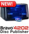 光ディスク記録・印刷<br>新型モデルBravo 4200シリーズ